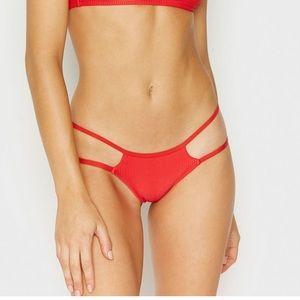 NWT Frankie's  Jaymi Bikini Bottom